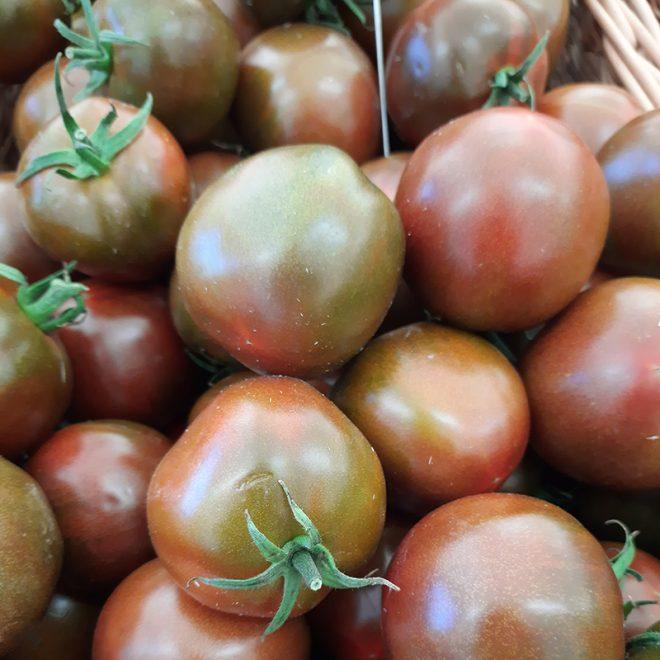 Maraicher local Guérande Légumes fruits tomate noire de crimée
